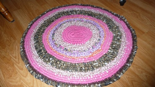 Val's Rug for Grand-Daughter